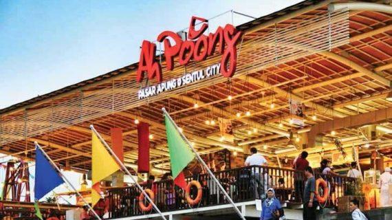 Wisata Kuliner Sentul Restoran Pasar Ah Poong Bogor