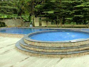 kolam renang anak pelangi hotel sentul bogor