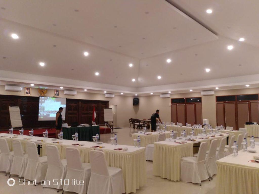 meeting & event hotel & resort sentul bogor